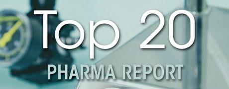 Top 20 Pharma Report