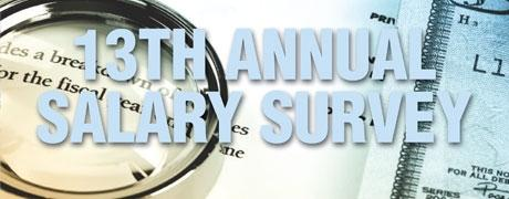 2012 Annual Salary Survey
