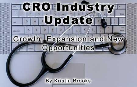 CRO Industry Update - Contract Pharma