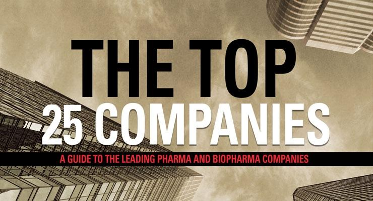 Top 25 Pharma and Biopharma Report